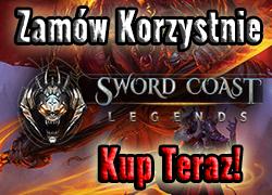 Kup Sword Coast Legends Pre-Order Przed Premierą i załap się na DLC!