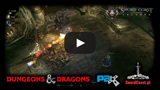 Sword Coast Legends na PAX Prime 2015