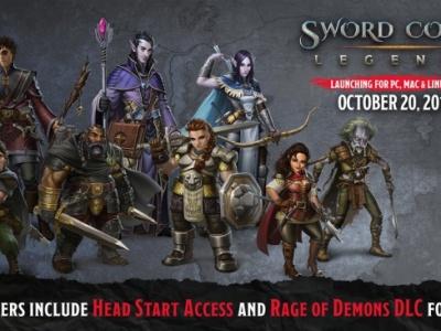 Premiera Sword Coast Legends Przesunięta na 20 Października