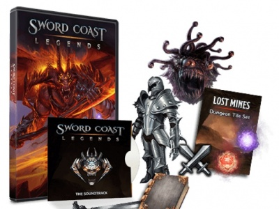 O Sword Coast Legends